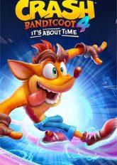 خرید بازی اورجینال Crash Bandicoot 4